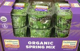 coscto spring mix